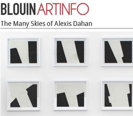 BLOUIN ARTINFO | The Many Skies of Alexis Dahan copy
