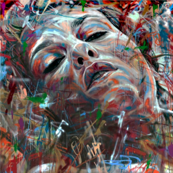 David Walker - Brides on Fire No.4 (LARGE)