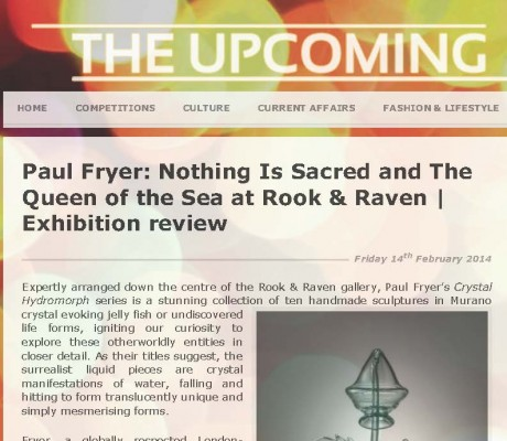 """Paul Fryer- Nothing Is S...n review 
