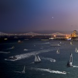 Stephen Wilkes, Americas Cup, San Francisco, 2013, 40 x 102 inches, Edition 1/12